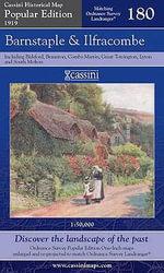 Barnstaple and Ilfracombe : Cassini Popular Edition Historical Map