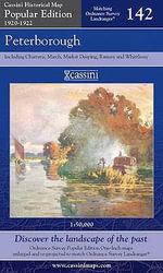 Peterborough : Cassini Popular Edition Historical Map
