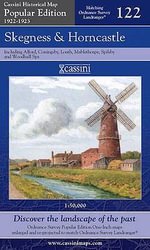 Skegness and Horncastle : Cassini Popular Edition Historical Map