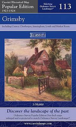 Grimsby : Cassini Popular Edition Historical Map