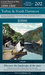 Torbay and South Dartmoor : Cassini Revised New Series Historical Map