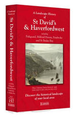 A Landscape History of St David's & Haverfordwest (1818-1923) - LH3-157 : Three Historical Ordnance Survey Maps