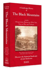 A Landscape History of The Black Mountains (1830-1920) - LH3-161 : Three Historical Ordnance Survey Maps