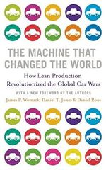 The Machine That Changed the World - James P. Womack
