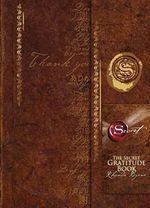 Secret Gratitude Book - Rhonda Byrne