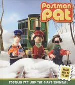 Postman Pat And The Giant Snowball