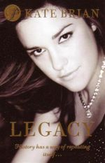 Private Book 6 : Legacy : History Has a Way of Repeating Itself... - Kate Brian