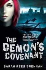 The Demon's Covenant : The Demon's Lexicon Trilogy : Book 2 - Sarah Brennan