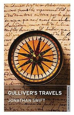 Gulliver's Travels : With FREE tote bag* - Jonathan Swift