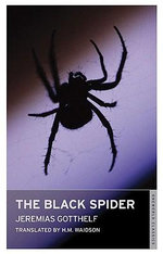 The Black Spider : With FREE tote bag - Jeremias Gotthelf