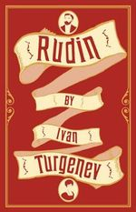 Rudin : With FREE tote bag* - Ivan Turgenev