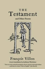 The Testament : With FREE tote bag* - Francois Villon