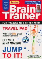 Brain Trainer  : Travel Pad With Over 200 Great Puzzle Workouts