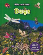 Bugs : Hide and Seek - Spot the creatures hiding in the pictures!