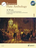 Baroque Flute Anthology: 1 : 36 Works - Annabel Knight
