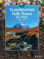 Scandinavian Folk Tunes for Flute : 73 Traditional Pieces - Vicki Swan