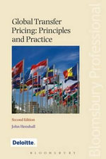 Global Transfer Pricing : Principles and Practice - John Henshall
