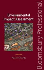 Environmental Impact Assessment - Stephen Tromans
