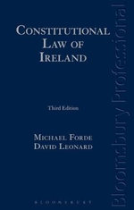 Constitutional Law : Third Edition - Michael Ford