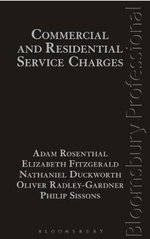 Commercial and Residential Service Charges : Policing, Judiciary, and Corrections - Adam Rosenthal