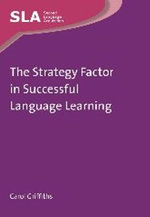 The Strategy Factor in Successful Language Learning - Carol Griffiths