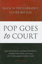 Pop Goes to Court - Brian Southall