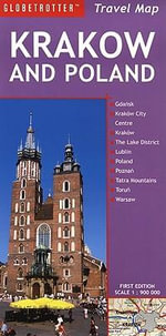 Krakow and Poland : Globetrotter Travel Maps - Globetrotter