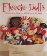 Fleecie Dolls - Fiona Goble