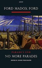 Parade's End : No More Parade's: A Novel Pt. 2 - Ford Madox Ford