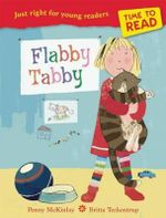Time to Read : Flabby Tabby - Penny McKinlay