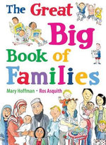 The Great Big Book of Families - Mary Hoffman