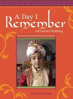 A Day I Remember - Prodeepta Das