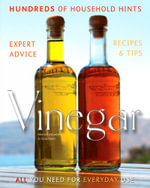 Vinegar : Hundreds of Household Hints - Maria Costantino