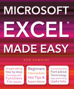 Microsoft Excel Made Easy - Rob Hawkins