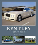 Bentley Since 1965 - James Taylor