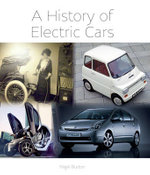 A History of Electric Cars - Nigel Burton