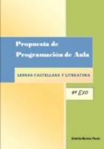 Propuesta De Programacion De Aula Lengua Castellana Y Litera - Em rita Moreno Pavón