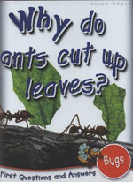 Why Do Ants Cut Up Leaves? : First Questions and Answers - Bugs