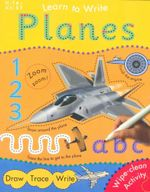 Planes : Learn to Write - GALLAGHER BELINDA
