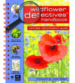 Wildflower Detectives' Handbook : Detective Handbooks - Camilla de la Bedoyere
