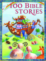 100 Bible Stories - Vic Parker