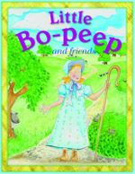 Little Bo Peep and Friends : Nursery Library