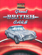 Great British Cars : Great Wall Poster - Peter Gregory