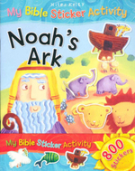 My Bible Sticker Activity - Eight Book Pack : Stories Activities Puzzles - Vic Parker