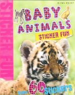 Baby Animals : Sticker Fun