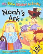 Noah's Ark : My Bible Sticker Activity
