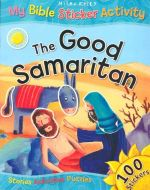 The Good Samaritan : My Bible Sticker Activity - Vic Parker