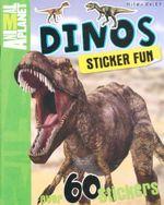 Dinos : Sticker Fun - MILES KELLY