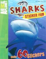 Sticker Fun Sharks : Animal Planet : Sticker Fun - with over 60 stickers