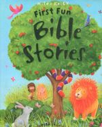 First Fun Bible Stories